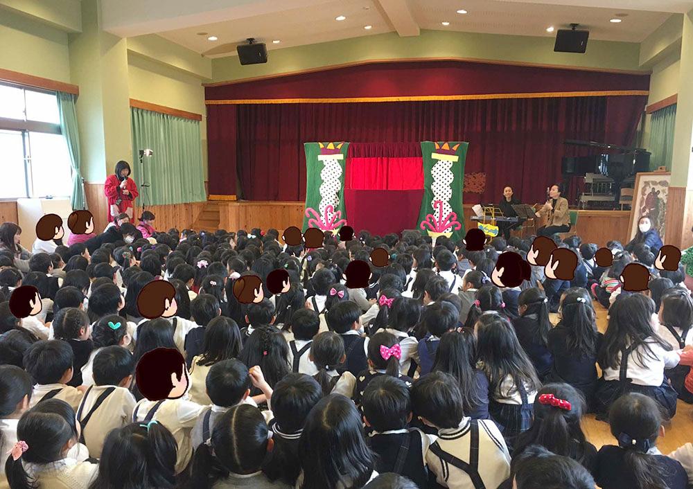 20170208 1 - 2017年2月8日(水)金沢白百合幼稚園