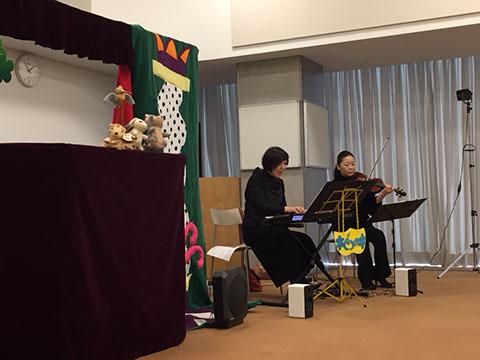 20180113 - 2018年1月13日(土)武蔵野プレイス どっきんどようび