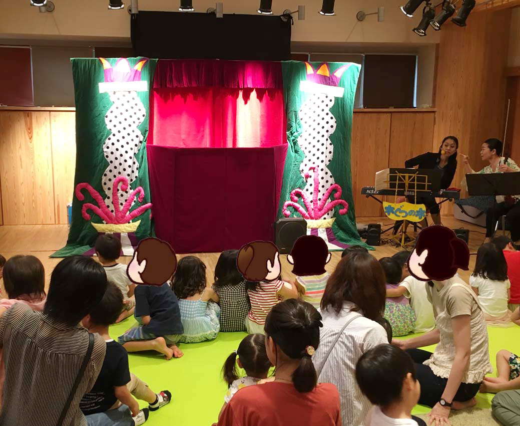 20170701 1 - 2017年7月1日(土)松葉保育園