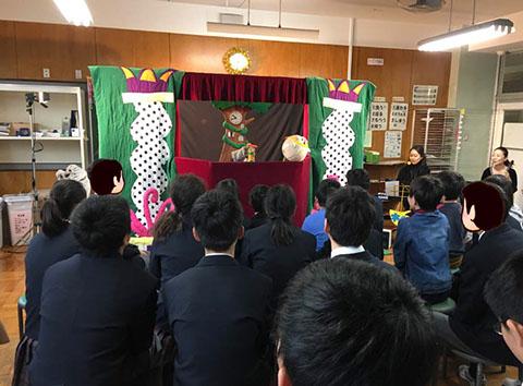 20171201 - 2017年12月1日(金)武蔵野市郡咲学級