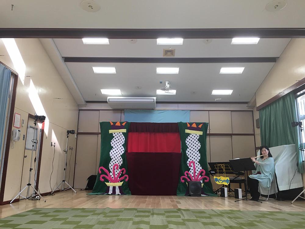 2019012301 - 2019年1月23日(水) 武蔵野市桜堤保育園 「かくれんぼ」&ミニコンサート