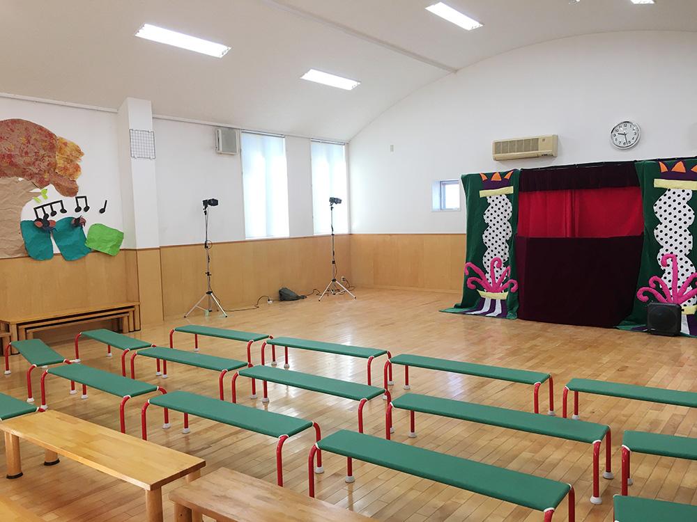 2019111601 - 2019年11月16日(土)けやき幼稚園「ぬくぬく」&ミニコンサート