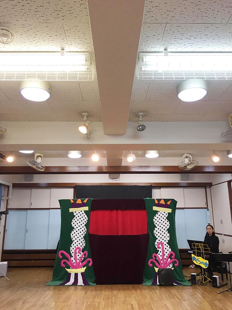 2019121101 - 2019年12月11日(水)三鷹市立野崎保育園「ぬくぬく」&ミニコンサート